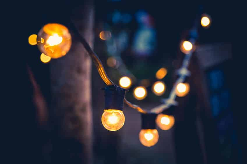 String Lighting Tips