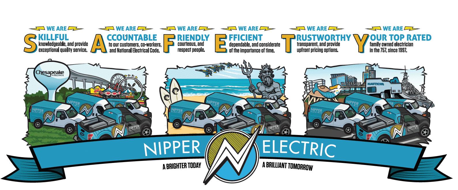 Nipper Electric in Norfolk